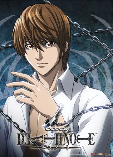 Yagami Light (Death Note) | Death note | Pinterest | Death ...