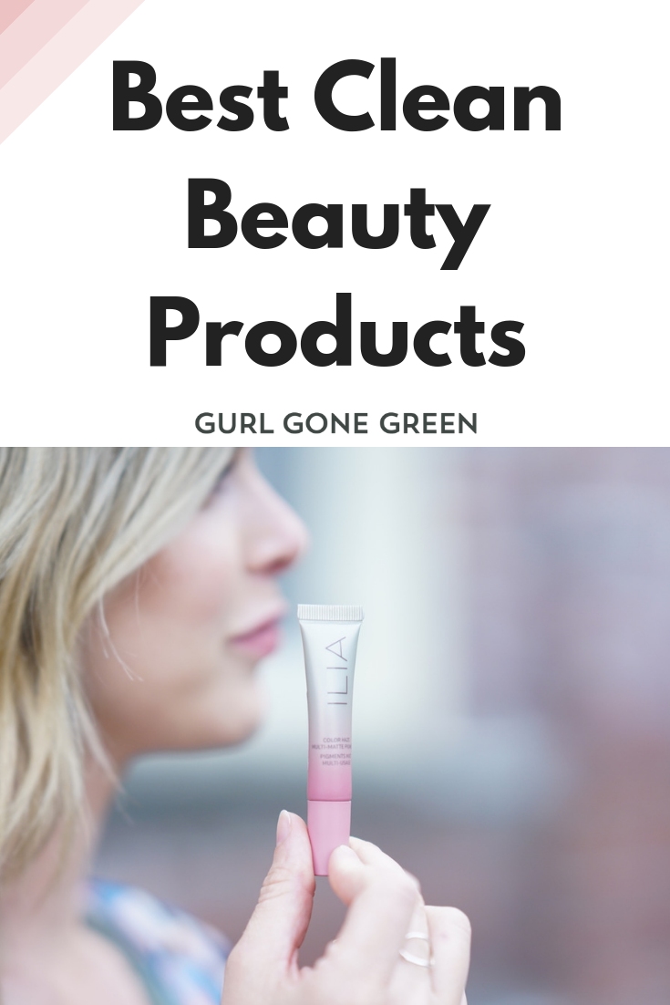 Best Clean Beauty Products #organicmakeup