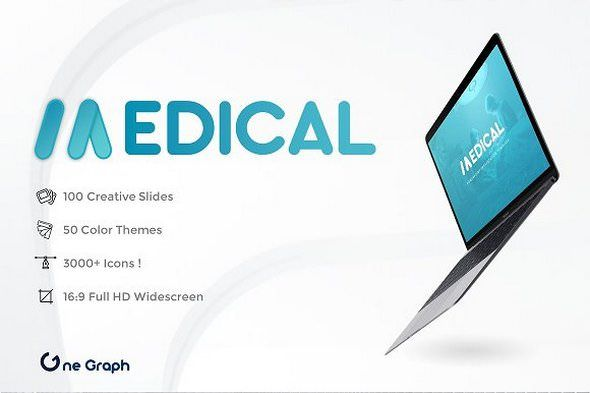Download Creativemarket Medical Powerpoint Template 2036937 Free