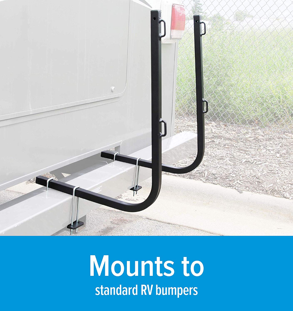 Amazon Com Camco Rhino Bumper Mount Rv Tote Tank Carrier Mounts Directly Onto Your Rv Bumper To Secure Your Rhino Tote T Camco Overlanding Overland Vehicles