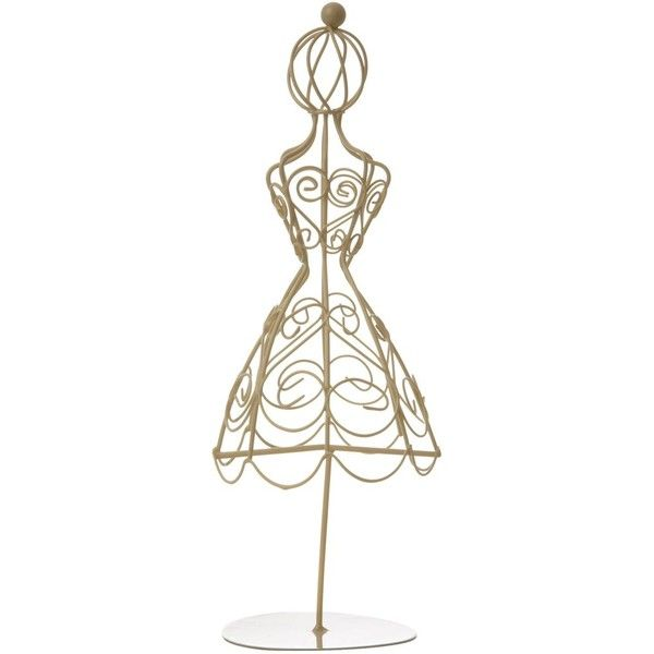 Linea Wire Mannequin ($12) ❤ liked on Polyvore | Art. | Pinterest