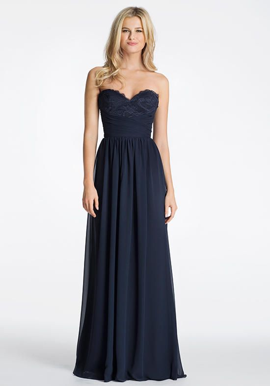 Hayley Paige Occasions 5602 Bridesmaid Dress - The Knot | Bridesmaid ...