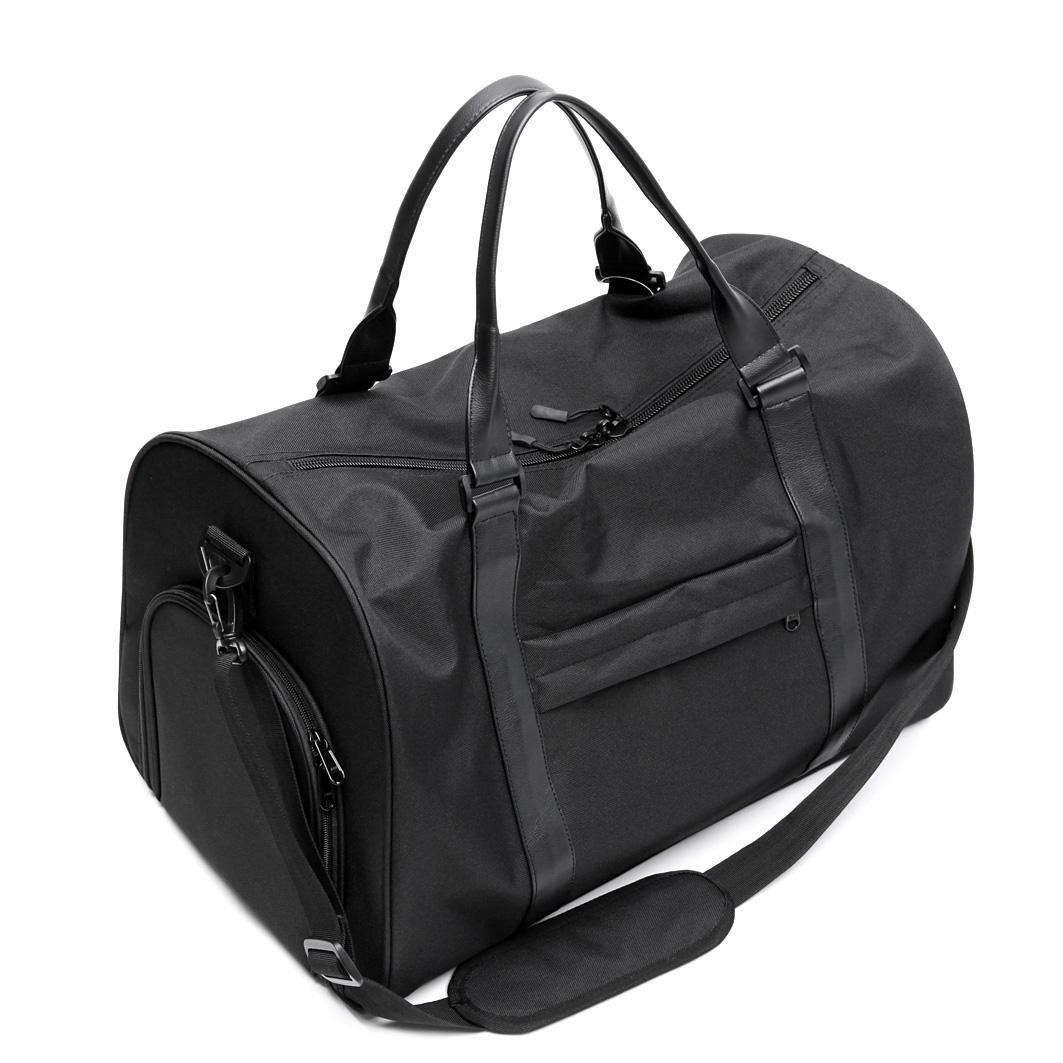 dca75a76fb Men Oxford Waterproof Travel Bag Fashion Shoulder Weekend Bags Male Duffel  Bag Crossbody Handbag Large Capacity Big Black Bags. Yesterday s price  US   35.02 ...