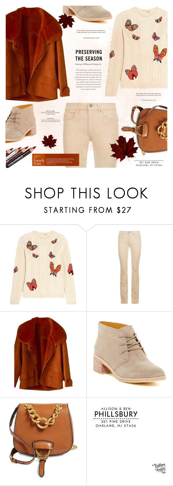 """*833*"" by monazor ❤ liked on Polyvore featuring Valentino, Escada Sport, Fendi, Clarks, Miu Miu, womenfashion, falloutfit and Fall2016"