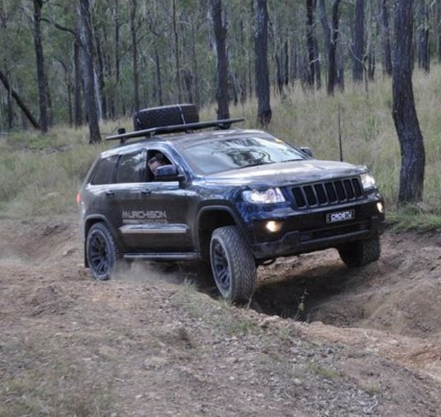 Built Jeep Grand Cherokee Wk2 By Murchison Products Australia