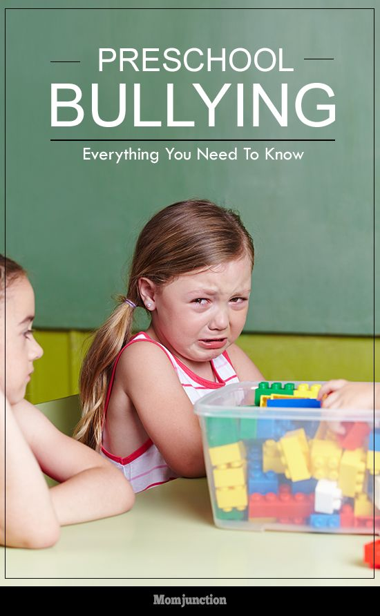 Preschool Bullying Everything You Need To Know Parenting Tips