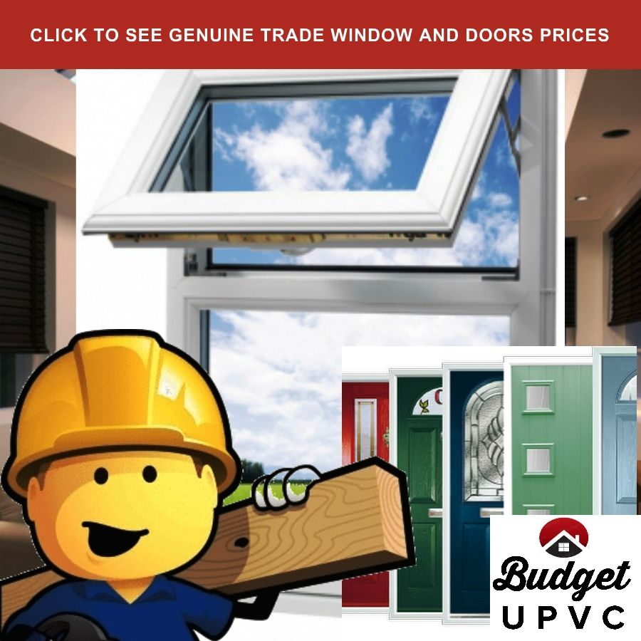Trade Upvc Windows And Doors Prices Made To Measure , Self Build Specialists