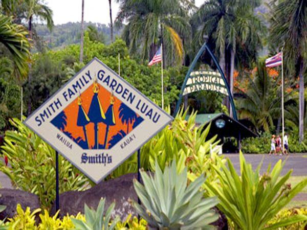 Save On Smiths Tropical Paradise Luau On Kauai Book Tickets At - Discount hawaii
