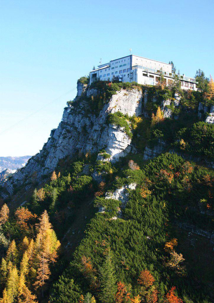 Bergmesse am Predigtstuhl | Bad Reichenhalls Hausberg ...