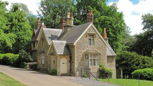 Victorian Lodges Old Potting Sheds And Former Barns The