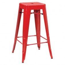 replica tolix stool red 65cm apartment pinterest