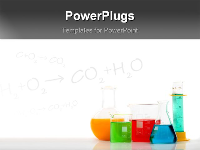 chemistry powerpoint template free powerpoint template chemical - science powerpoint template