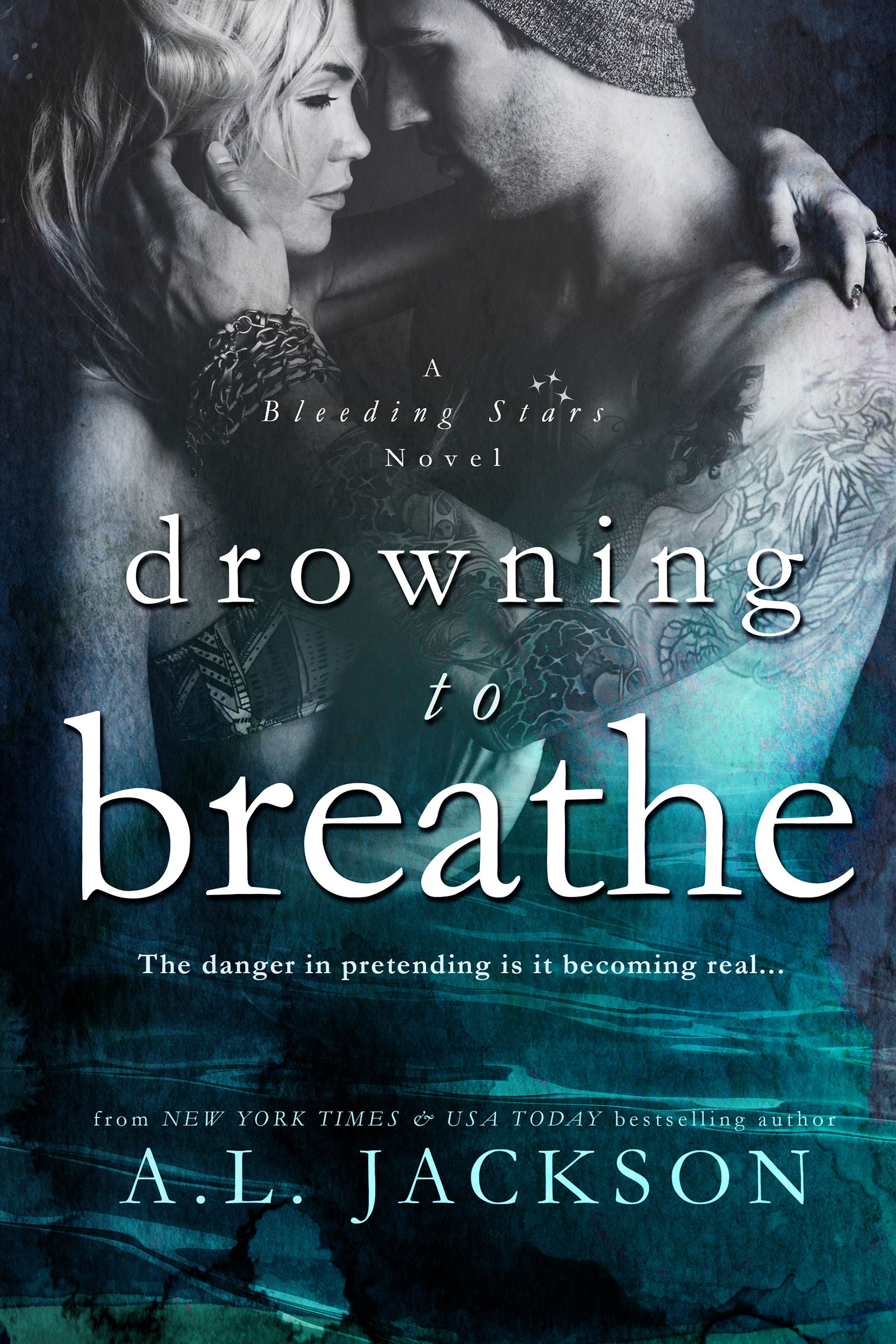 Drowning to Breathe Cover Reveal ~ Coming Summer 2015