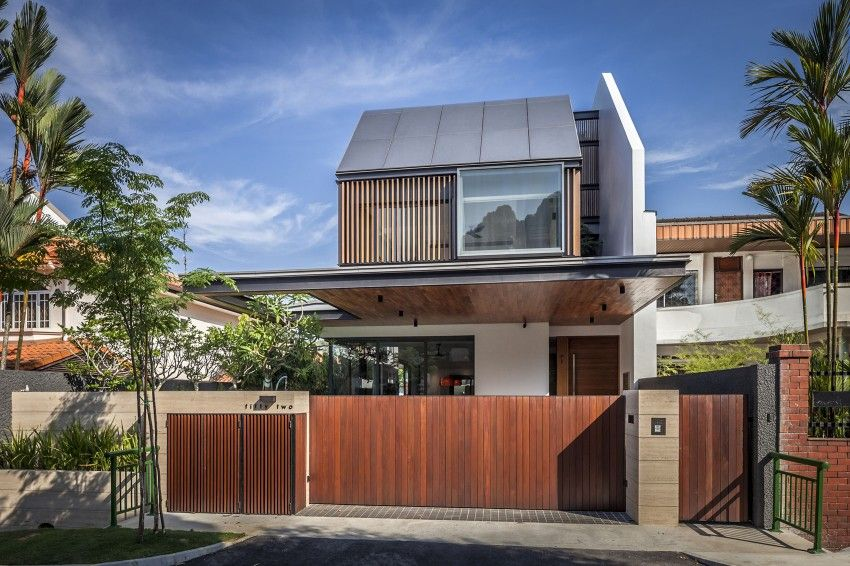 Far sight house by wallflower architecture design modern architecturearchitecture interior designsingapore