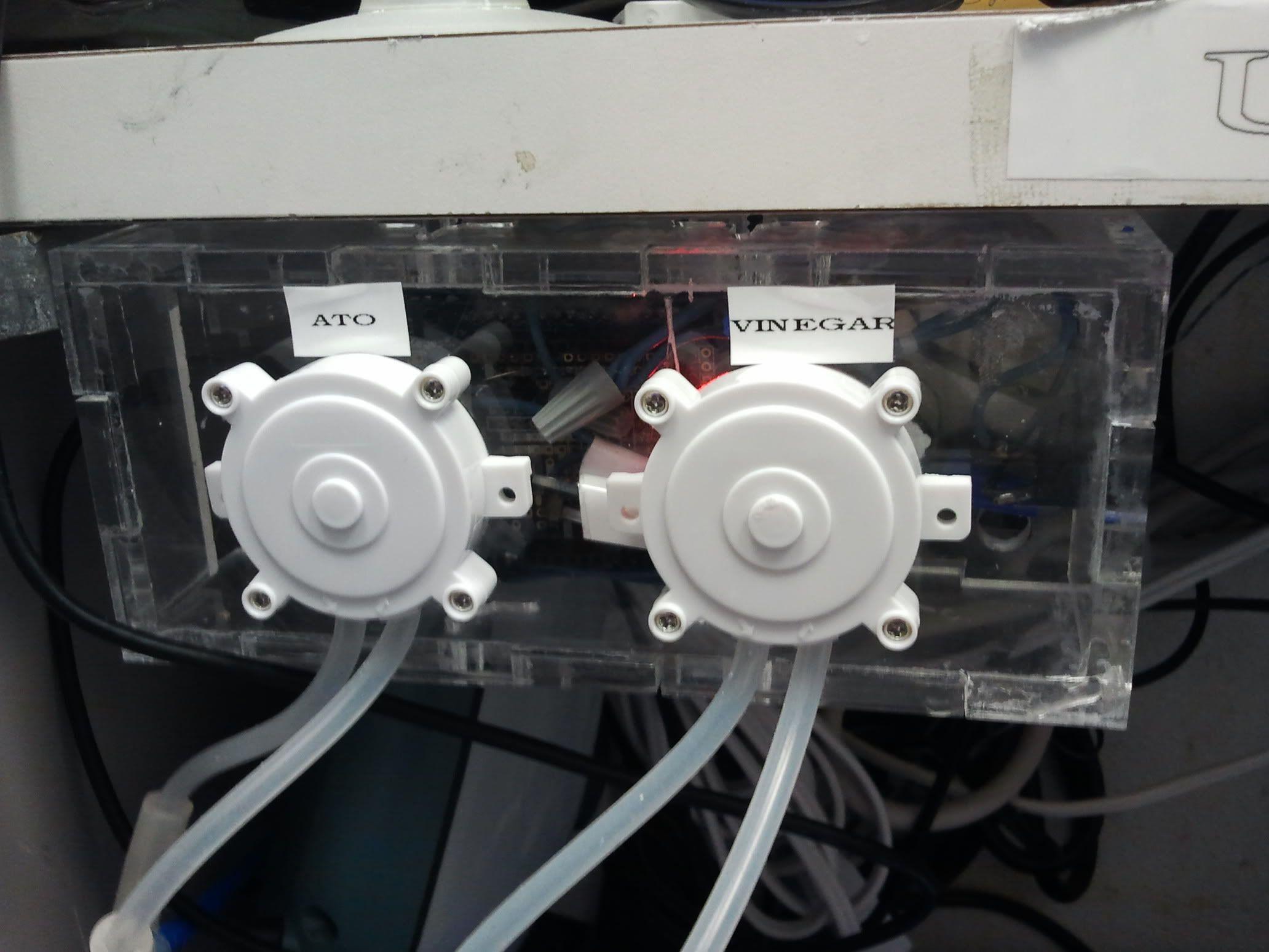 DIY Arduino Dosing pump | Tech | Arduino, Diy aquarium, Diy electronics