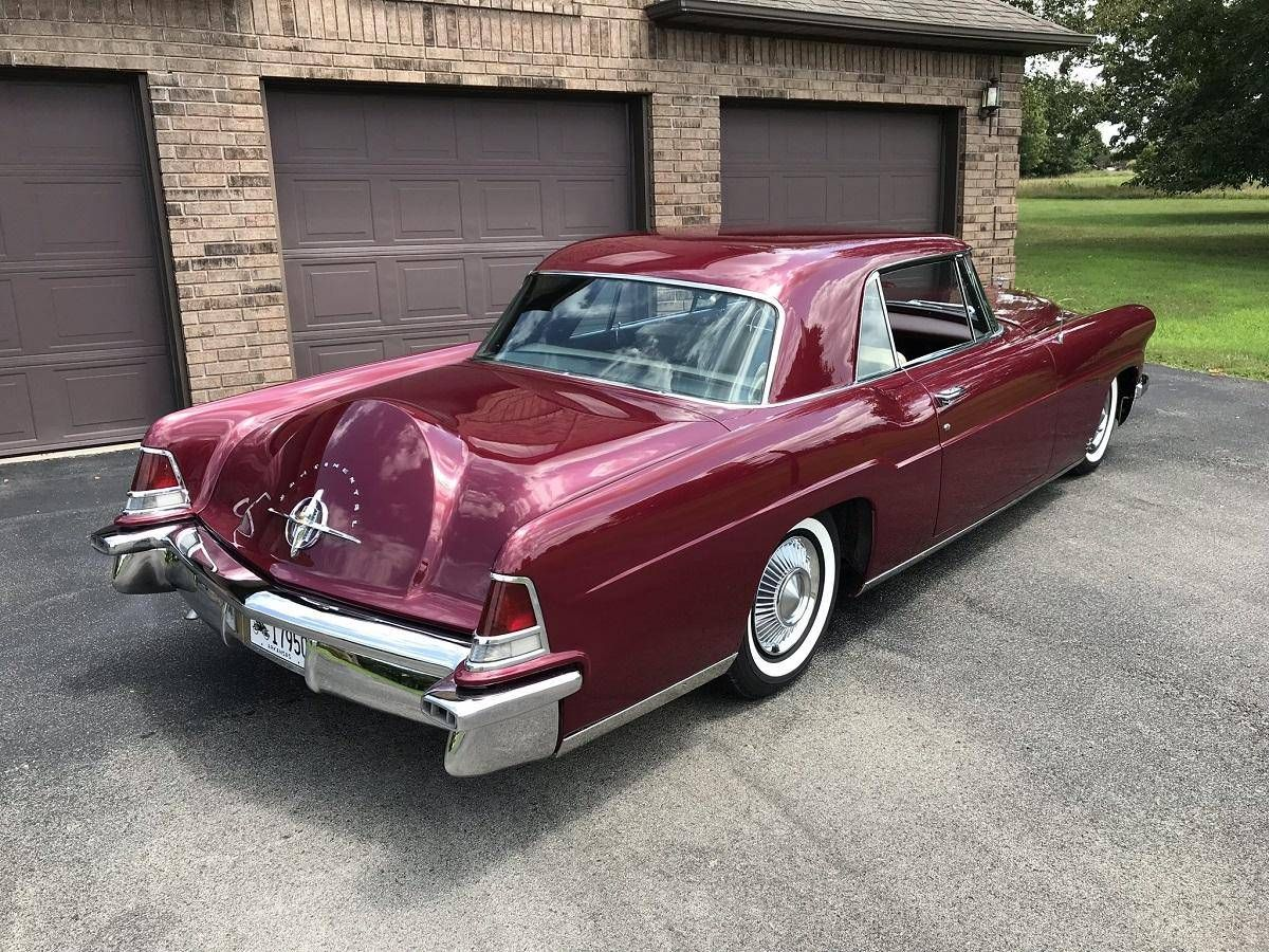 1957 Lincoln Continental for sale 2302178 Hemmings