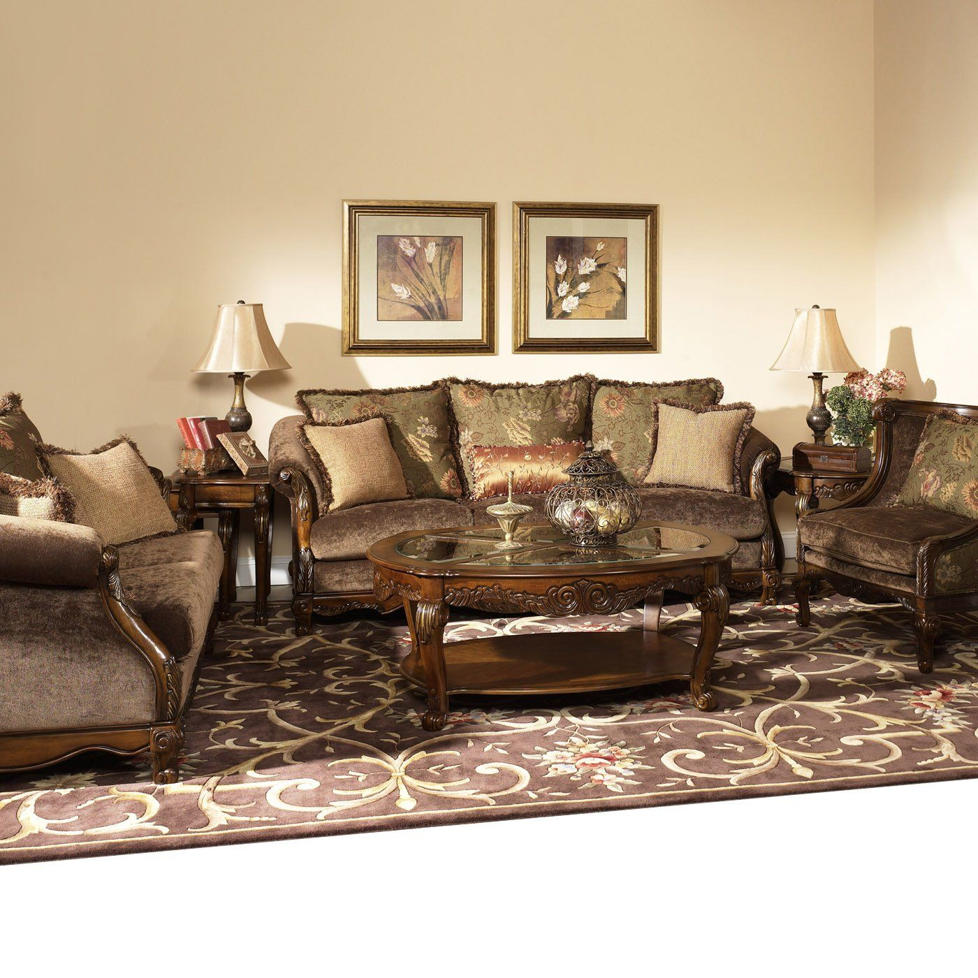 Livingroom Sets | Fairmont Designs Furniture Repertoire Sofa Living Room Set