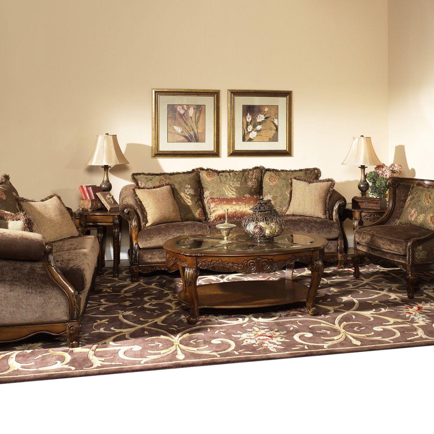 Home Decor Sofa Set: Fairmont Designs Furniture Repertoire