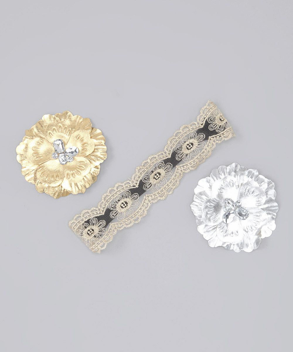 so cute headband set!