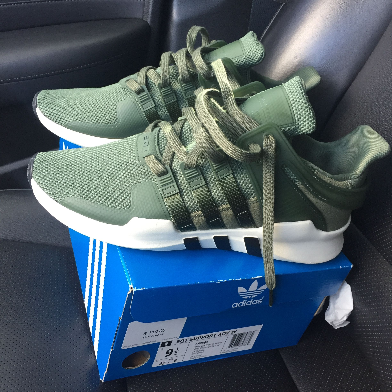 Fashion Adidas Schuhe Herren, Oliv Adidas Originals Eqt