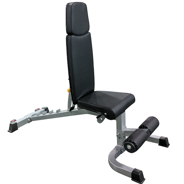 Titan Adjustable Weight Bench Adjustable Weight Bench Weight Benches Exercise Bikes