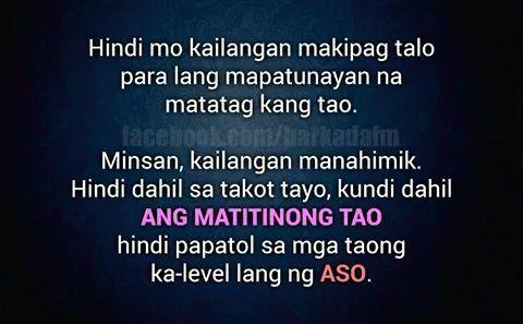 Tagalog Quotes Tungkol Sa Buhay 3