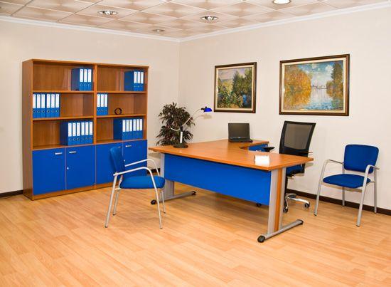 Despacho de Oficina infor cerezo azul