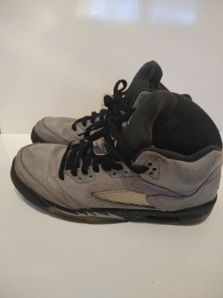 detailed look f8703 4b5df Air Jordan 5 Retro GS  Wolf Grey  Size 8.5  fashion  clothing  shoes   accessories  kidsclothingshoesaccs  boysshoes (ebay link)