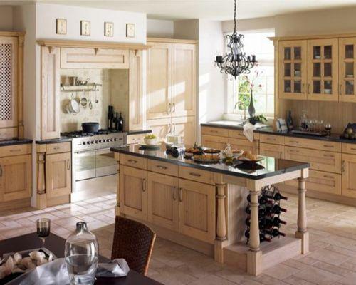 100 Küchen Designs u2013 Möbel, Arbeitsplatten und zahlreiche - küche aus holz