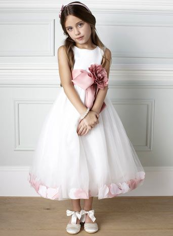 Fleur Petal Dusky Pink Bridesmaid Dress Cakes Bridesmaid Dresses