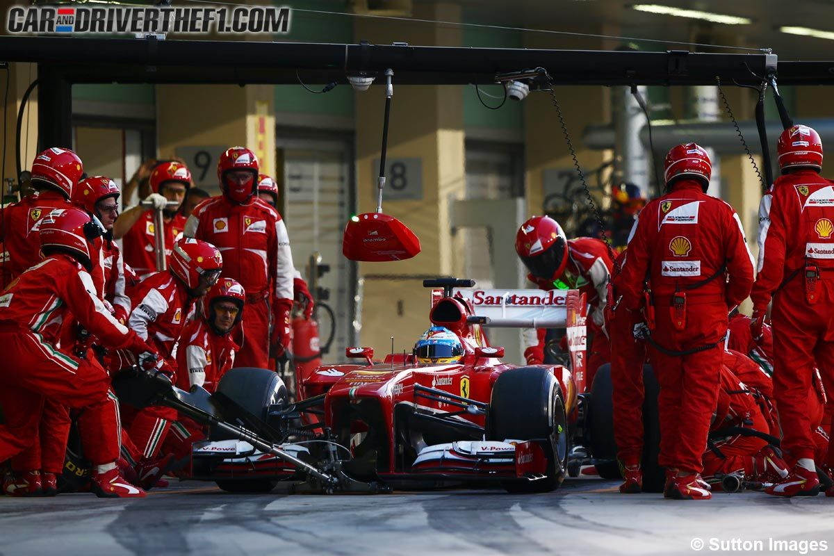 Fotos GP de Abu Dhabi F1 2013 - Domingo