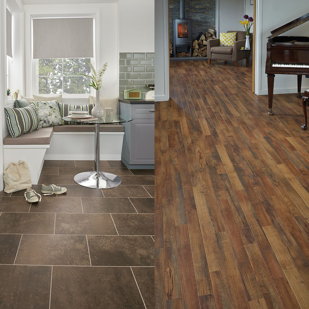 Mixing Wood And Stone With Lvt In Your Home Karndean