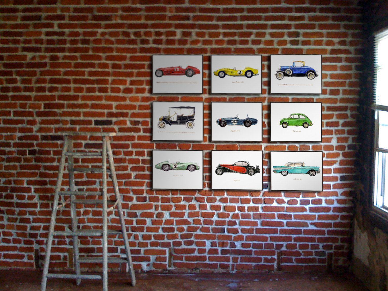 Cool Teenage Bedrooms Best 25 Car Room Ideas On Pinterest Race Car Bedroom