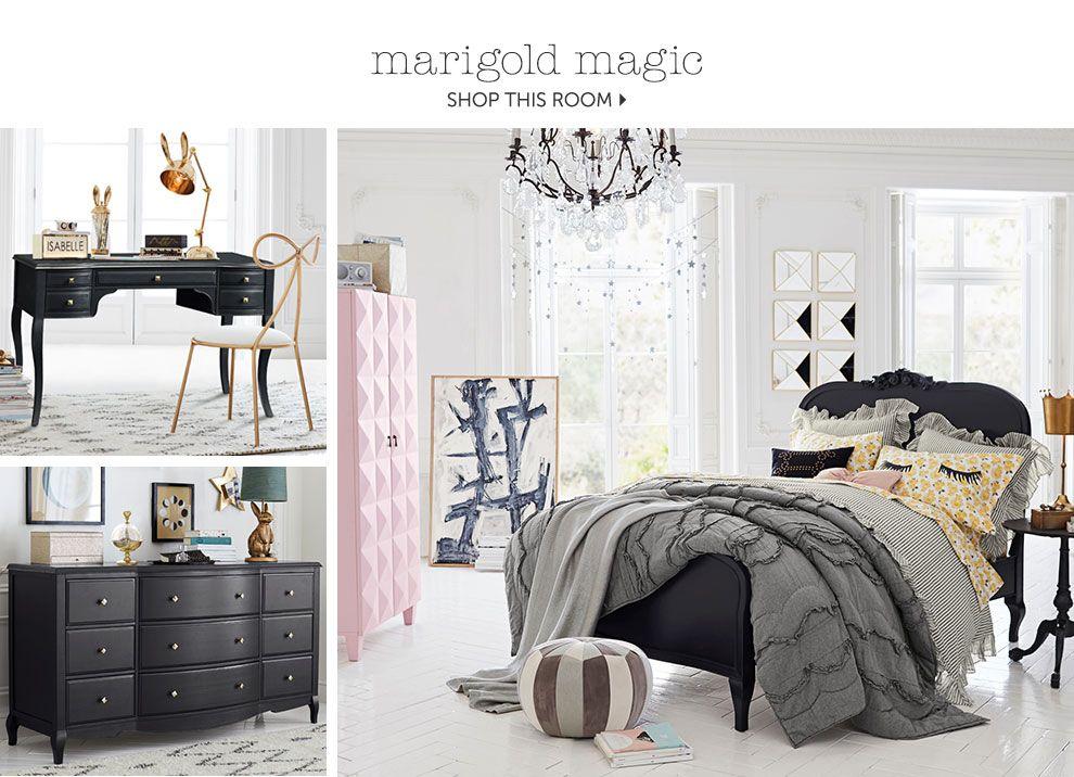 Marigold Magic Home Bedroom Room Inspiration Bedroom