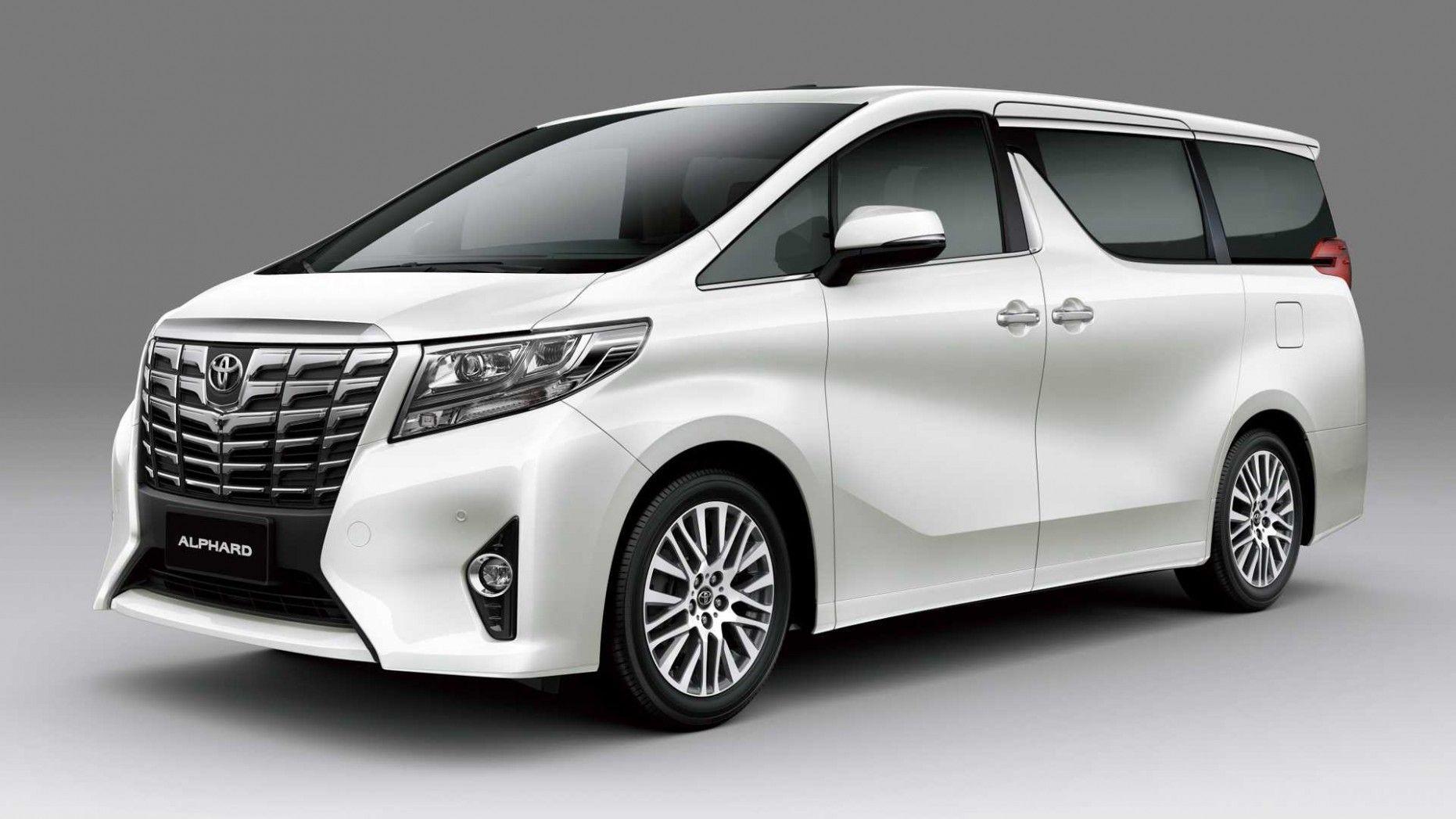 2021 Toyota Alphard Specs Di 2021 Mobil Toyota Bahan Bakar