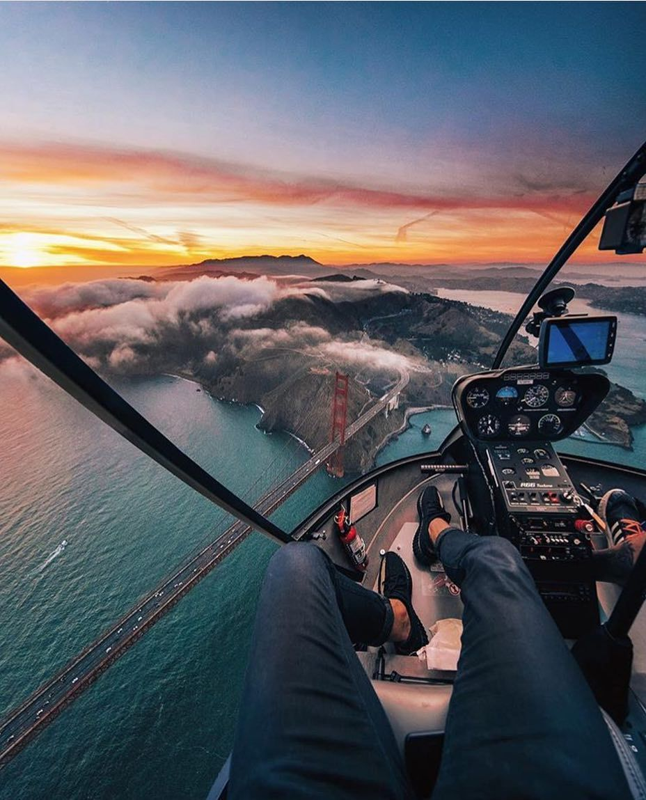 Sunsets in San Francisco Tag someone who would love this