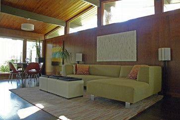 Dallas Danish Modern Living Room Design Ideas, Pictures ...