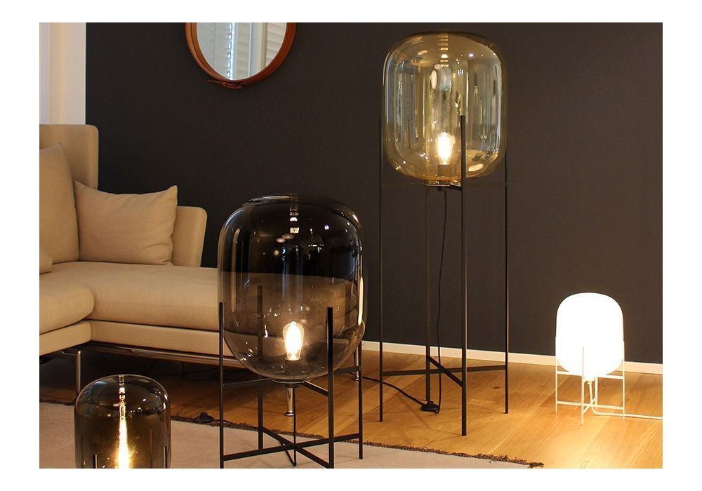 Rock Your Home With A Black Floor Lamp Design