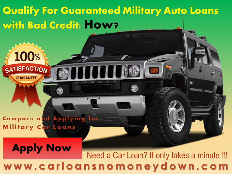Get Guaranteed Approved Auto Financing With Bad Credit Car Finance Car Loans Loans For Bad Credit