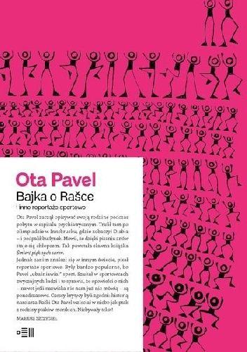 Okładka książki Bajka o Rašce i inne reportaże sportowe