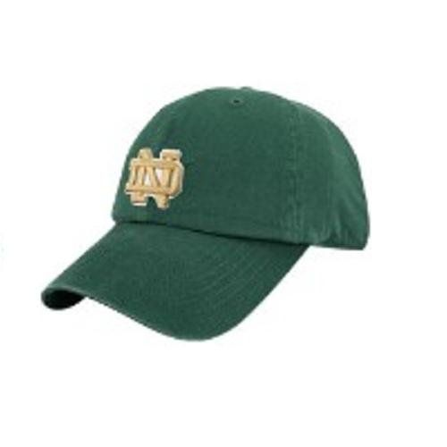 37e7fff706062 NCAA Notre Dame Fighting Irish Franchise Fitted Cap by  47 Brand.  24.95. 8  row stitched visor. Unstructured crown with raised embroidery.