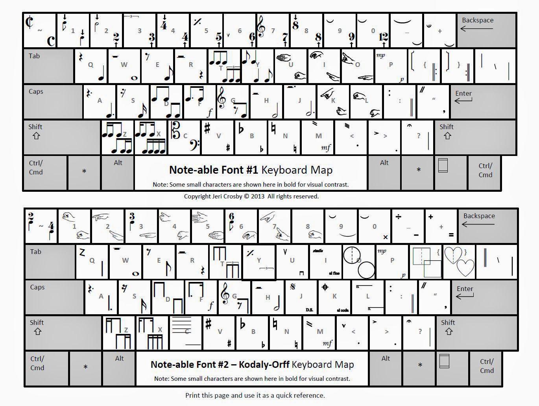 Mymusicalmagic music notation solutions note able font and music mymusicalmagic music notation solutions note able font and music notation and symbols clip buycottarizona