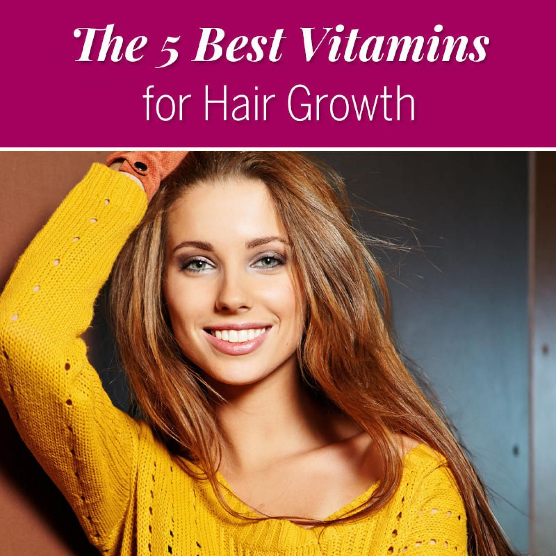 The  Best Vitamins for Hair Growth  Hair  Pinterest  Vitamins