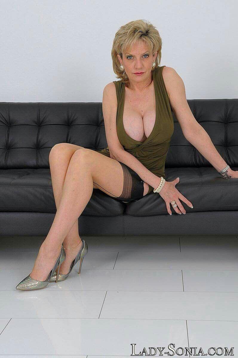 Softcore female nudity