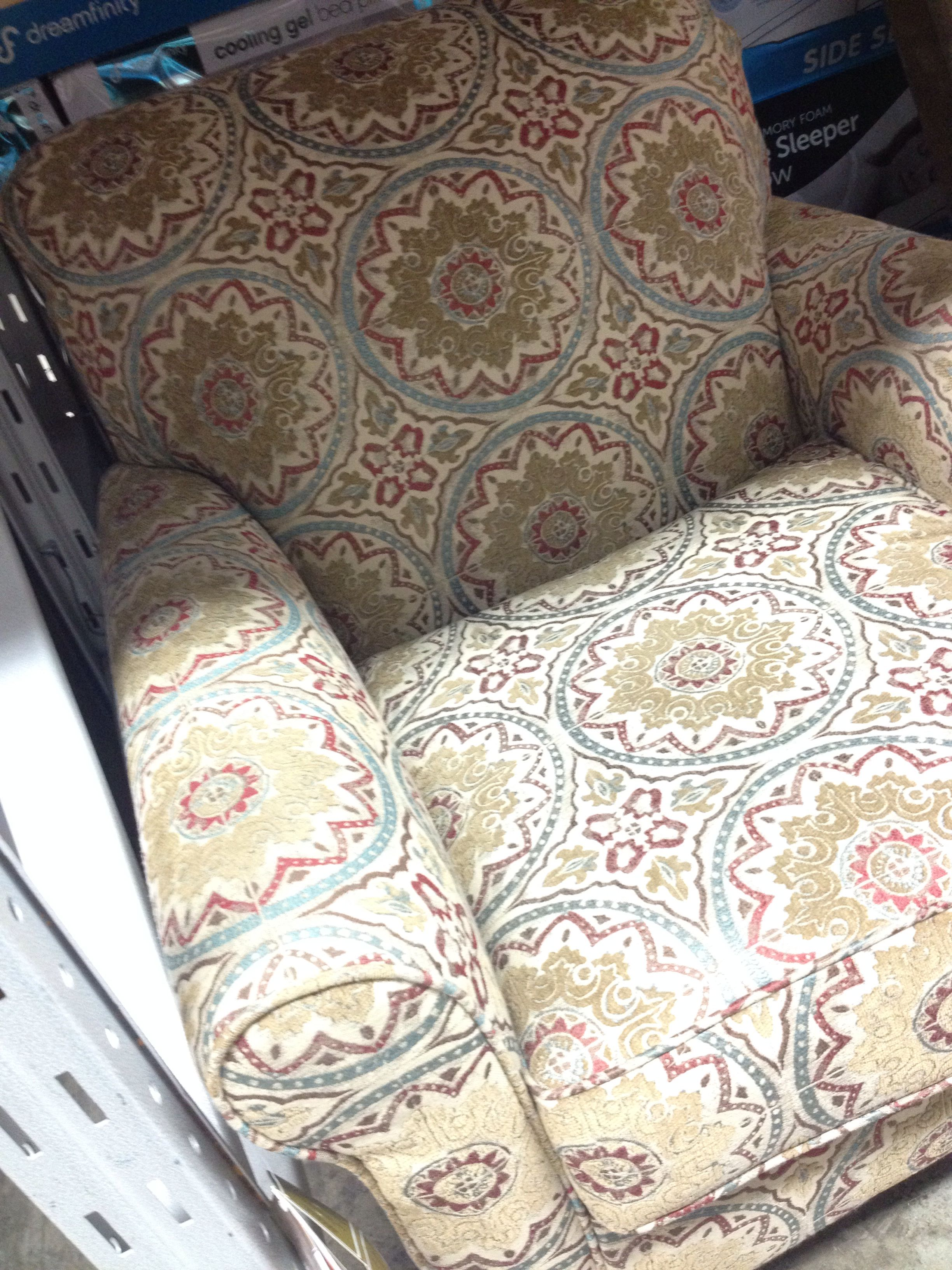 Sam S Club Upholstered Chairs Worlds Best Massage Chair Medallion Print Accent Sams 249 For The Home Pinterest