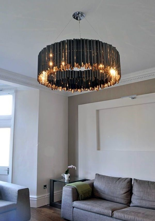 50 Diy Lighting Ideas Which Are Better Than Market Products Living Room Pendant Light Living Room Pendant Contemporary Lighting