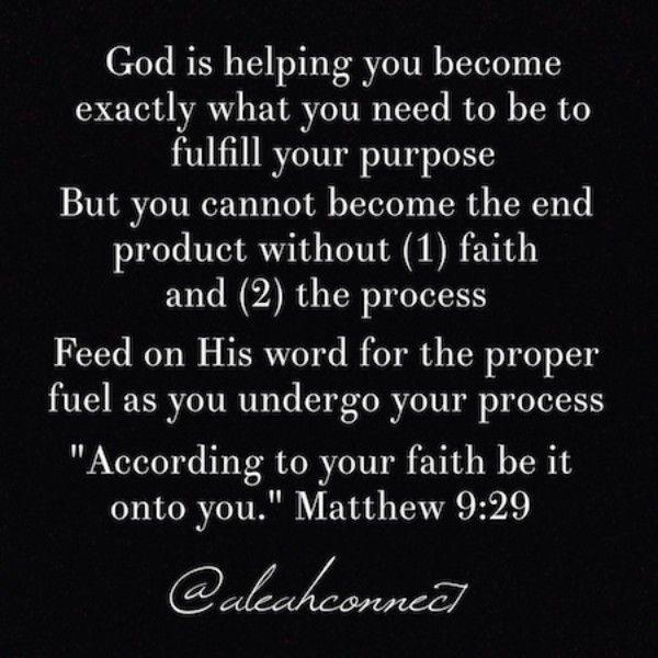 Words Of Encouragement, Bible