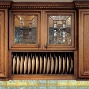 Transforming a Kitchen Cabinet Into a Plate Rack   eHow & Transforming a Kitchen Cabinet Into a Plate Rack   eHow   Plate ...