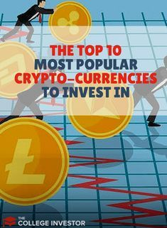Cryptocurrencies most popular cryptocurrencies
