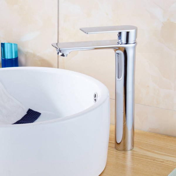 Bathroom basin faucet Brass body tap new luxury single handle hot and cold tap B0913 $73.61 #bathroom #basin #faucet #luxury #modern #home #homedecor #bathroomdesign #bathroomaccessories